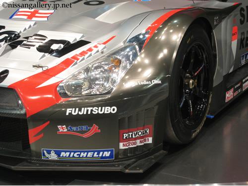 イベントの主役S Road REITO MOLA GT-R SUPER GT二年連続総合優勝イベント