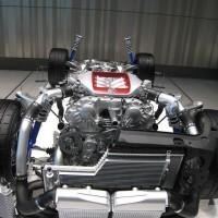 R35GT-R ベアシャシー