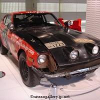 フェアレディZ 1971年サファリラリー優勝車