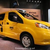 日産 NV200 ニューヨーク市タクシー
