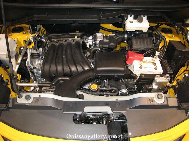 日産 NV200 ニューヨーク市タクシー エンジン MR20DE