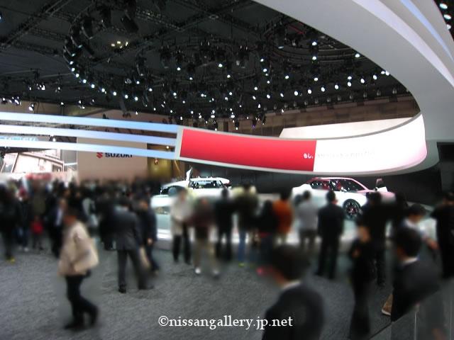 東京モーターショー 2013 日産ブース