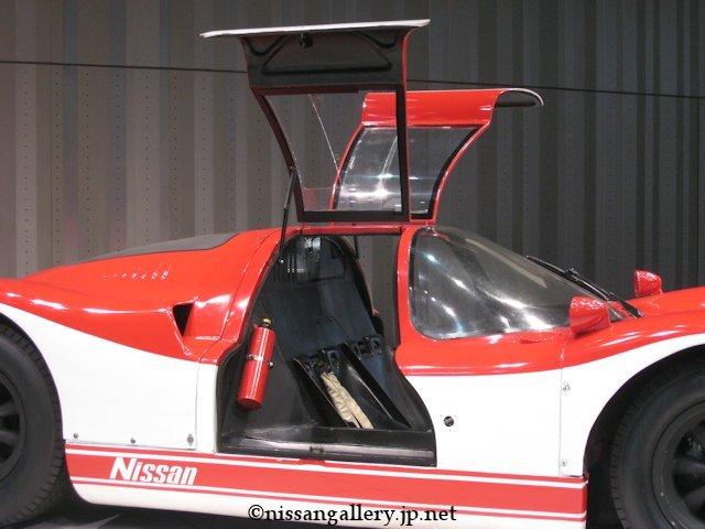 日産R380-2改のシート