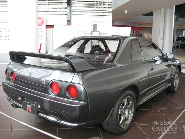 スカイラインGT-R 日産グローバル本社ギャラリー