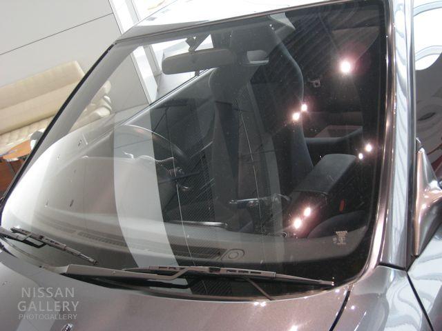 GT-R展示車がメンテナンス不足