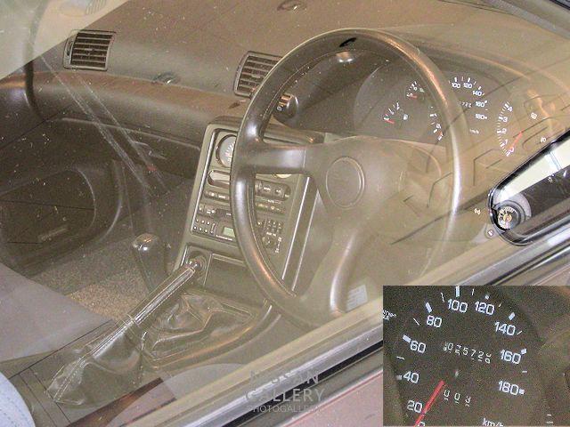 スカイラインGT-R 運転席
