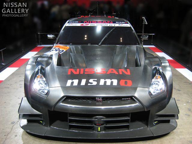 東京オートサロン2014 GT-R NISMO GT500