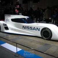 東京オートサロン2014日産ブース zeod rc