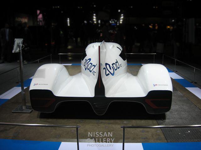 東京オートサロン2014 日産zeod rc