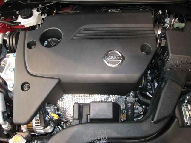 日産 ティアナ QR25DEエンジン