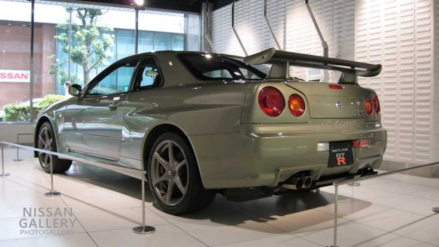 GT-R M・spec Nur