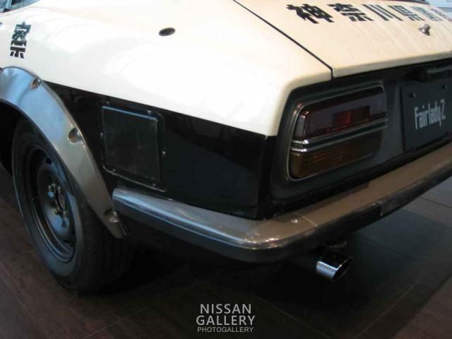 240ZGパトカー