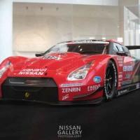 GT-R GT500モデルカー