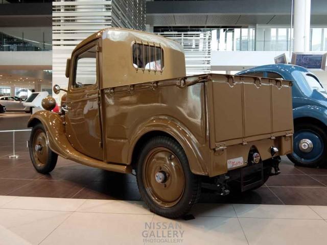 ダットサン17T型トラック