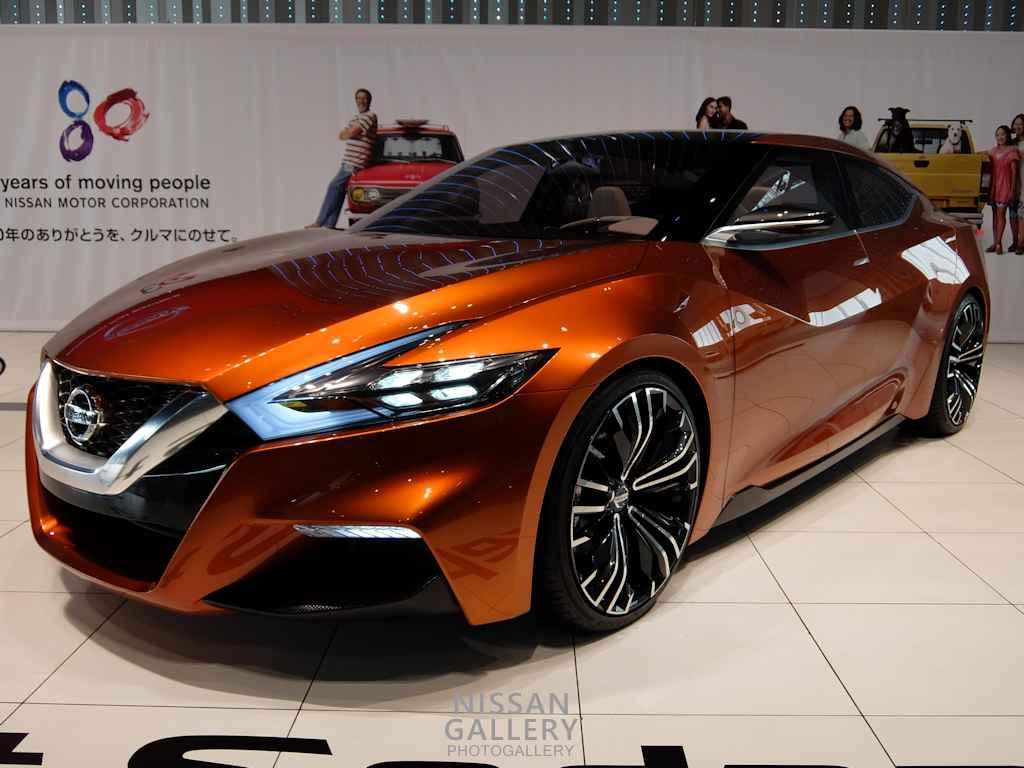 日産 コンセプトカーを日本初公開