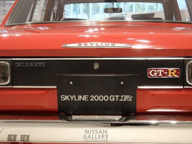 スカイライン2000GT-R