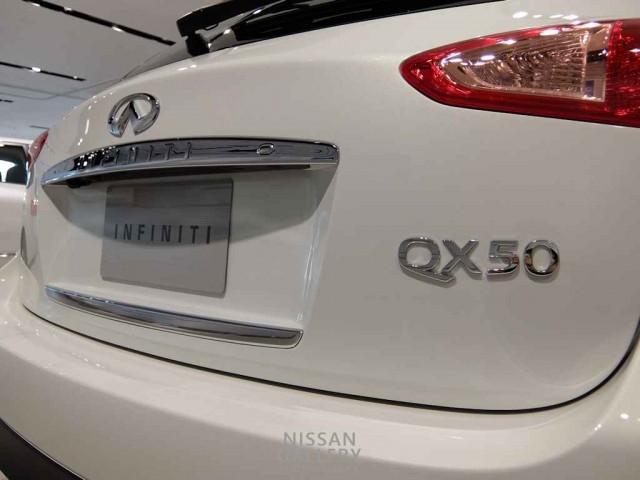 インフィニティ QX50