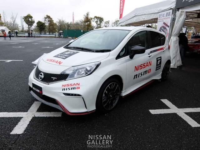 モータースポーツジャパン2015 ノートニスモS