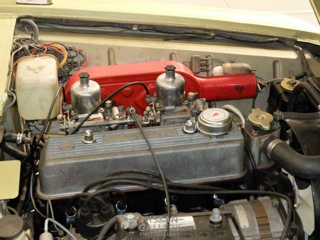初代シルビア R型エンジン