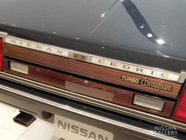 430型セドリックターボ