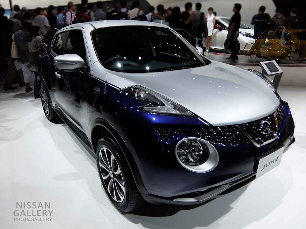 日産ブースの参考出品車 第44回東京モーターショー2015