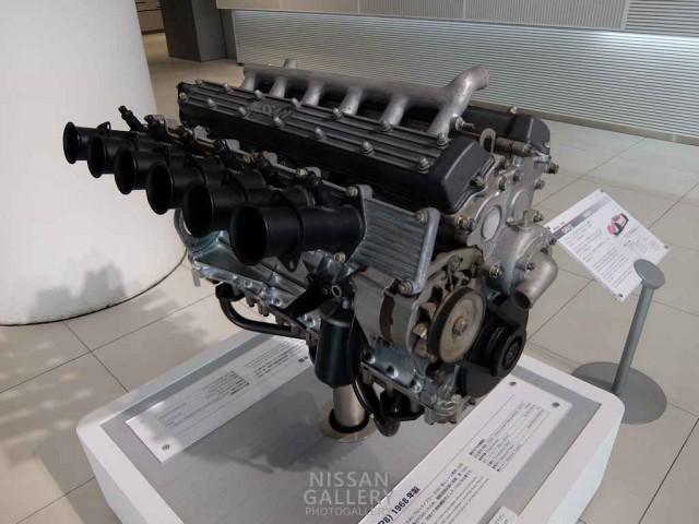 GR8型エンジン