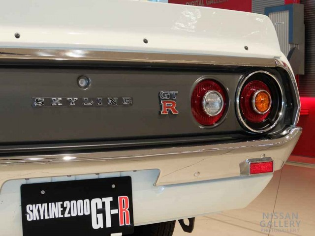 スカイライン 2000GT-R