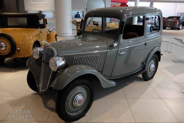ダットサン 14型セダン