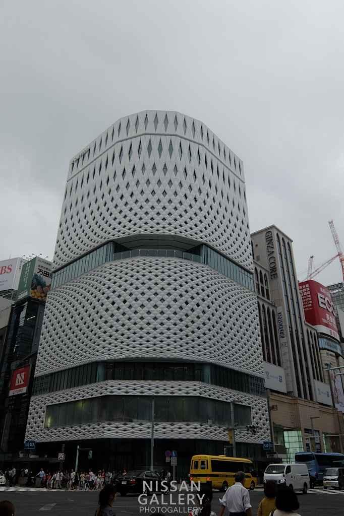 日産銀座ギャラリーが名称変更