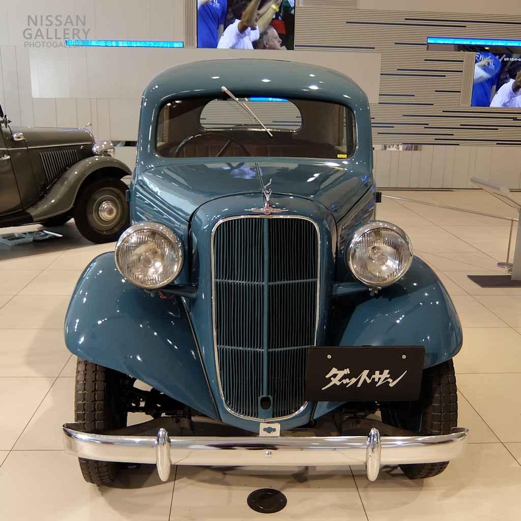 ダットサン 16型クーペ