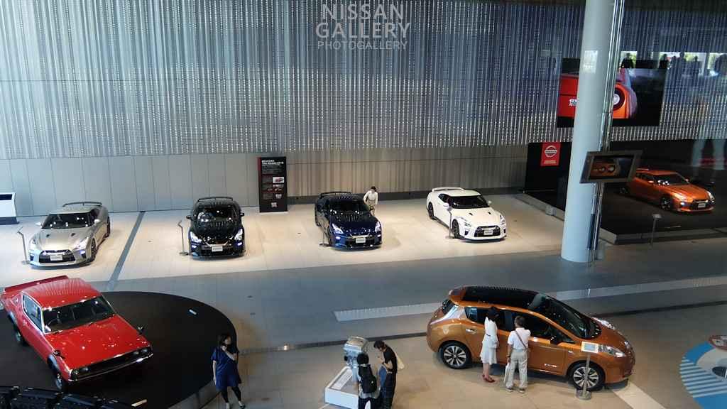 日産GT-R 2017年モデル展示イベント開催