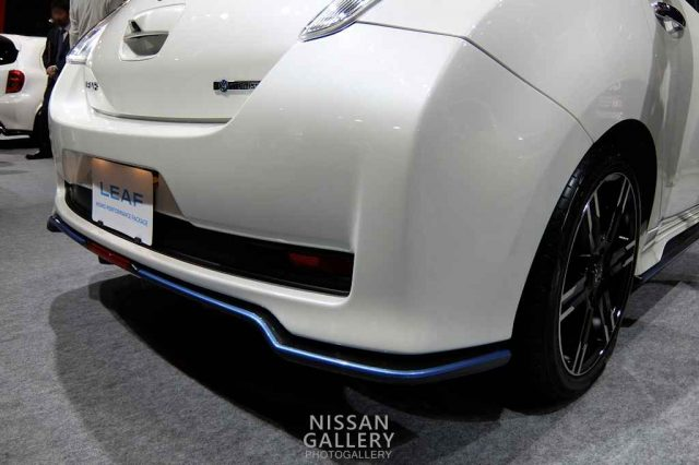リーフ NISMO Performance Package装着車