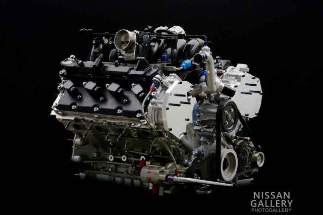 2017NISMO_LMP3_engine