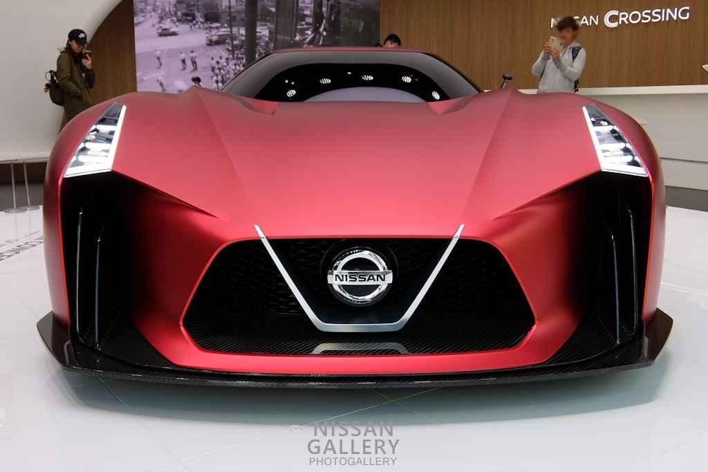 日産 「グランツーリスモ」のコンセプトカーを展示