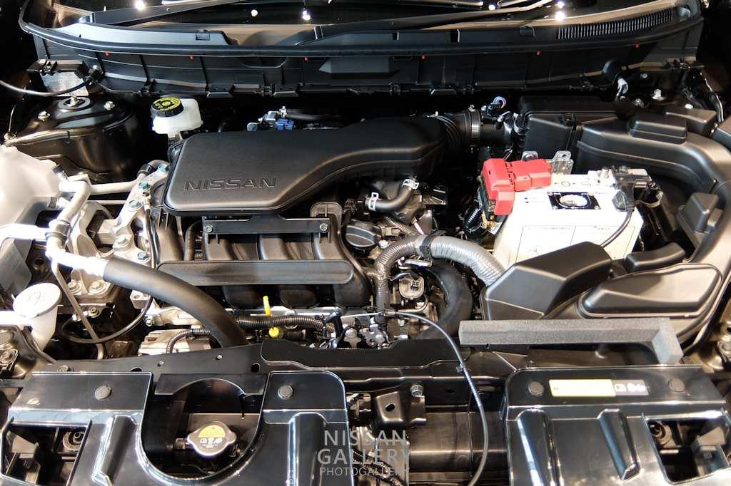 日産 エクストレイル(T32)のエンジンと燃費