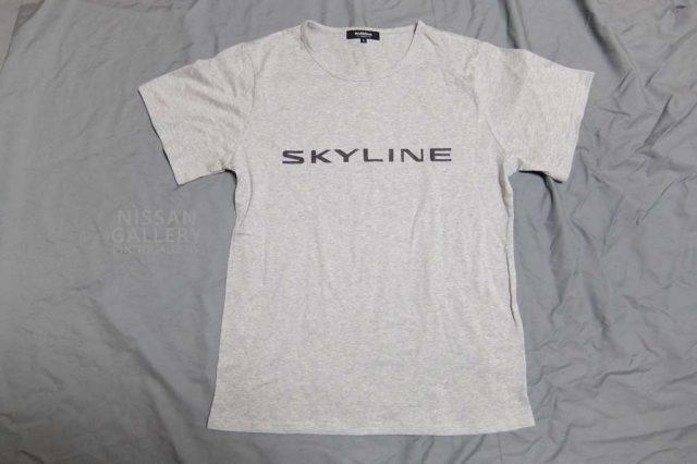 スカイラインTシャツ