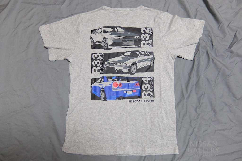 日産とイオンのコラボTシャツ発売