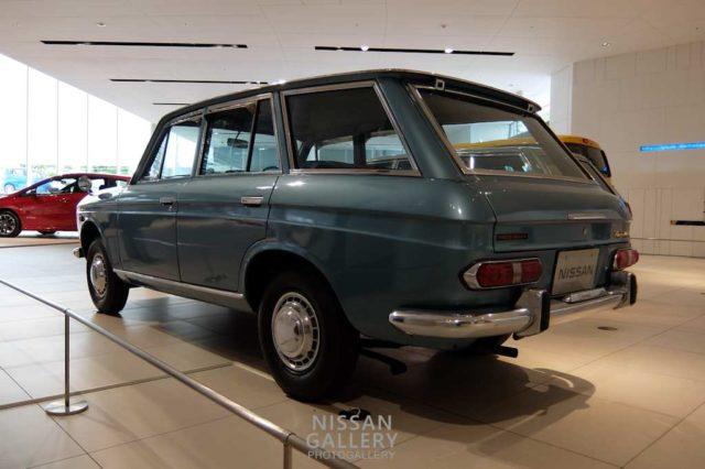 ダットサン ブルーバード1300 エステートワゴン