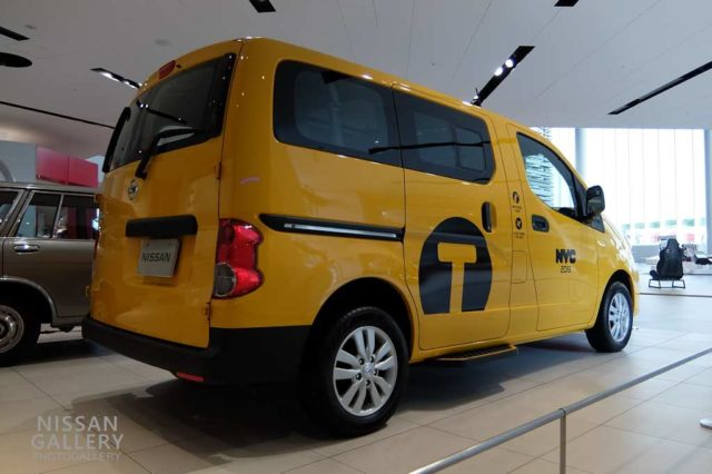 NV200タクシー