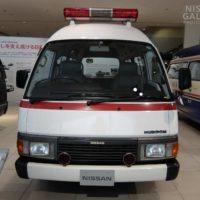 キャラバン 救急車