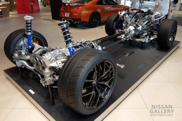 日産GT-Rの「プレミアム・ミッドシップパッケージ」