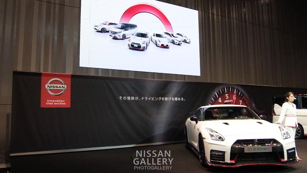 【動画】日産 NISMOロードカーのプレゼンテーション