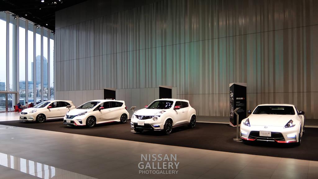日産 NISMOロードカー6台を展示