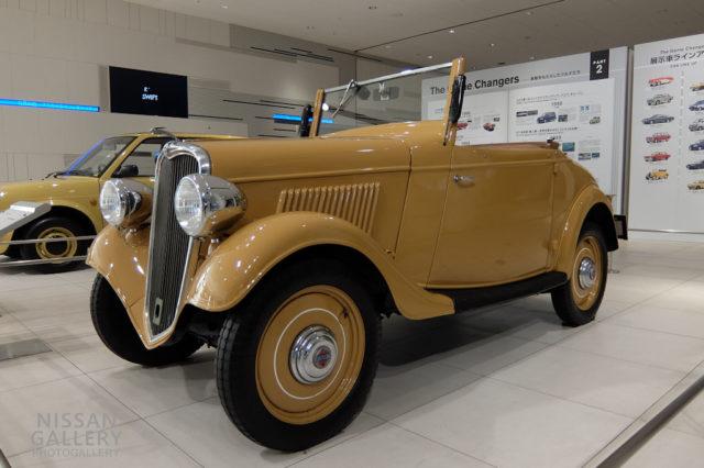 ダットサン 14型ロードスター