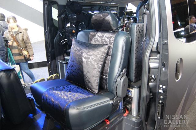 NV350キャラバン グランドツーリングコンセプト