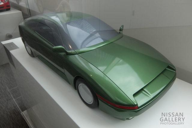 日産ap-xのモデルカー