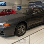 限定500台のスカイライン GT-R NISMOを展示
