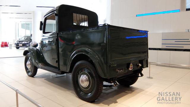 ダットサン 14型トラック
