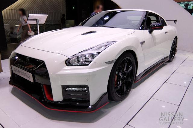 日産 GT-R NISMO 欧州仕様
