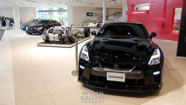 日産GT-R Black edition 2018年モデル